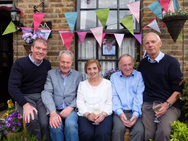 Express boys and Margaret